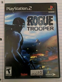 Rogue trooper ps2 London, N6B 2G5