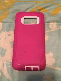 Pink s8 case 5$ s7 otter box 20$ excellent condition
