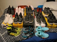 Cheap Basketball shoes! size 9-9.5