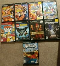 PlayStation 2 Video Games Bundle Vaughan, L4K 5J8