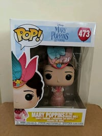 Funko Pop Mary Poppins Toronto, M4V