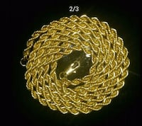 New 28in gold rope chain Tucson, 85710