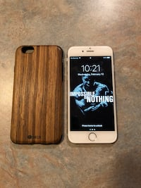 iPhone 6s with new case! Toronto, M9B 6M1