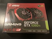 MSI GeForce GTX 1080 TI 11GB  SAINTPETERSBURG