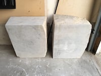 Quarry cut natural stone small steps (x2) Guelph, N1K 1Y7