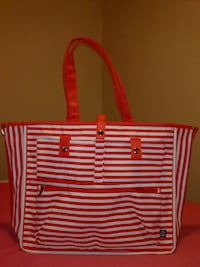 Stylish summer beach tote bag (two in one) 575 km