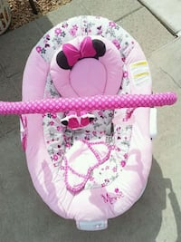 baby's pink and white bouncer Mesa, 85206
