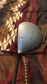 Cobra AMP driver. Great for beginning golfers
