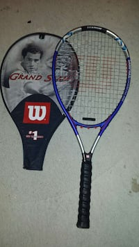 womens Wilson titanium tennis racket
