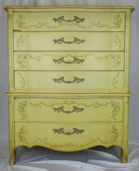 Vintage Heritage French Provincial tall dresser Tampa, 33605