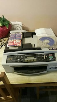 Brother all in one..print, copy, scan and fax Rolla, 65401