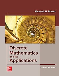 Discrete Mathematics and it's Applications - Kenneth H. Rosen (8th Ed)