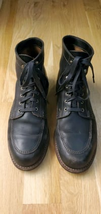 Wolverine - 1000 Mile Boots size 10 D Mens Horween Queens, 11385