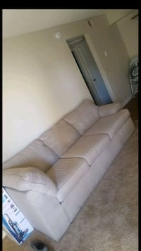 Tan 3 seat couch  Glendale, 85306