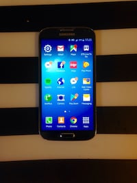 UNLOCKED SAMSUNG GALAXY S4 (CRACKED SCREEN) Edmonton, T6C 0W5