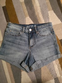 High waist shorts Str 36 Gamle Oslo, 0661