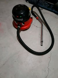 Henry commercial shop vac