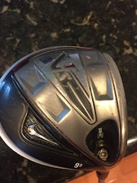 Nike VR-S STR8-Fit Driver 9.5' Fubuki 51 X4NG Graphite Regular S. Derwood, 20855