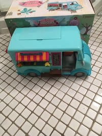 Toy food truck/toy/truck/kids/car/doll/dollhouse/play Olney, 20832