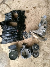 97 Chevy 350 vortec motor parts  Livingston, 77351