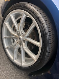 20 inch rims and tires North Chesterfield, 23234