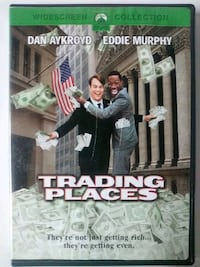 Trading Places dvd Baltimore