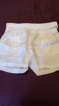 White roll waist shorts Anderson, 29625
