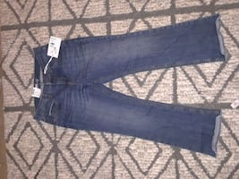 Lanai Womans Easy Kick Mac True Denim Jean's