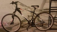 black and red hardtail mountain bike Chicago, 60629