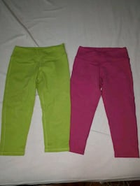 Workout pants  3724 km