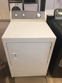 Admiral Electric Dryer 1 Year Warranty  San Antonio, 78239