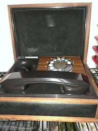 Vintage rotary phone Fountain Valley, 92708