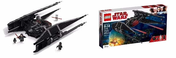 Set LEGO STAR WARS NUOVI SIGILLATI