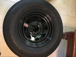 Trailer Tire  ST205/75/R14 (NEW)