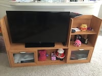 Samsung 43 inch 4 k with free tv stand Houston, 77063