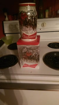 Budweiser Stein collectible Brunswick County, 28462