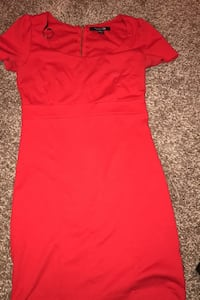 Spicy red dress Laurel, 20707