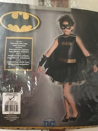 Brand new Bat Girl costume- sz. small  Pittsburgh
