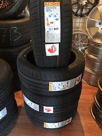 New and used tires  Richmond Hill, L4C 5R4