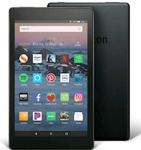 Fire HD 8 inch tablet 16 GB black, brand new Martinsburg, 25405