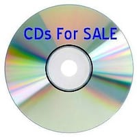 Cd's for sale, see list for titles and prices Montréal