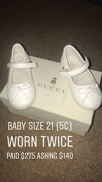 Toddler girl Gucci shoes Decatur, 30032
