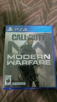 BRAND NEW PS4 CALL OF DUTY MW SEALED