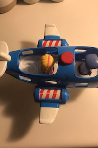 Fisher Price Airplane