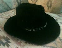 Black Cowboy Hat With Band Nampa
