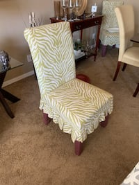 Set of 2 Dining Room Chairs! Las Vegas, 89145