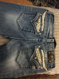 blue denim Miss Me jeans Auburndale, 33823