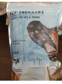 New ice trekkers Tungston Carbide Vaughan, L4L 9N3