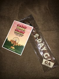 Camp Flog Gnaw 2 day ticket Rowland Heights, 91748