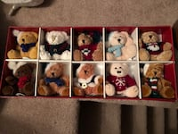 Christmas bears (never used)  Marietta, 17547